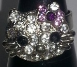 HELLO KITTY RINGAR