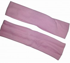 Hårband rosa 2 pack