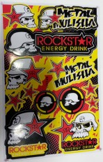 Metal Mulisha/ Rockstar