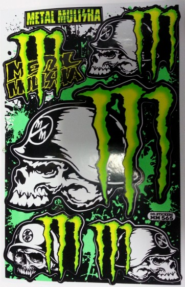 Monster/metal mulisha