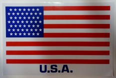 USA flagga