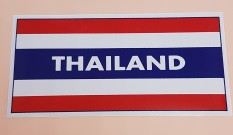 Thailands flagga